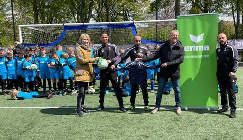 Voetbalacademie Limburg United, Matchpoint Sports en ERIMA starten samenwerking.