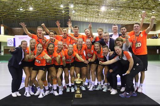 Team NL Korfbal wint 10e Wereldtitel!