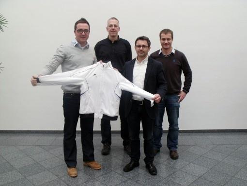ERIMA gaat samenwerking aan met Beierse Turnbond.