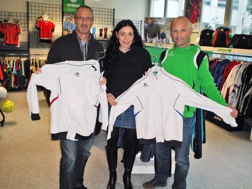 ERIMA Zwitserland de nieuwe kledingsponsor van Liechtensteins Olympisch Comité.